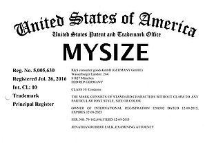 MY.SIZE vil gå Amerika!