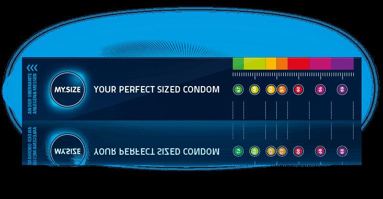 Måling med kondom guide